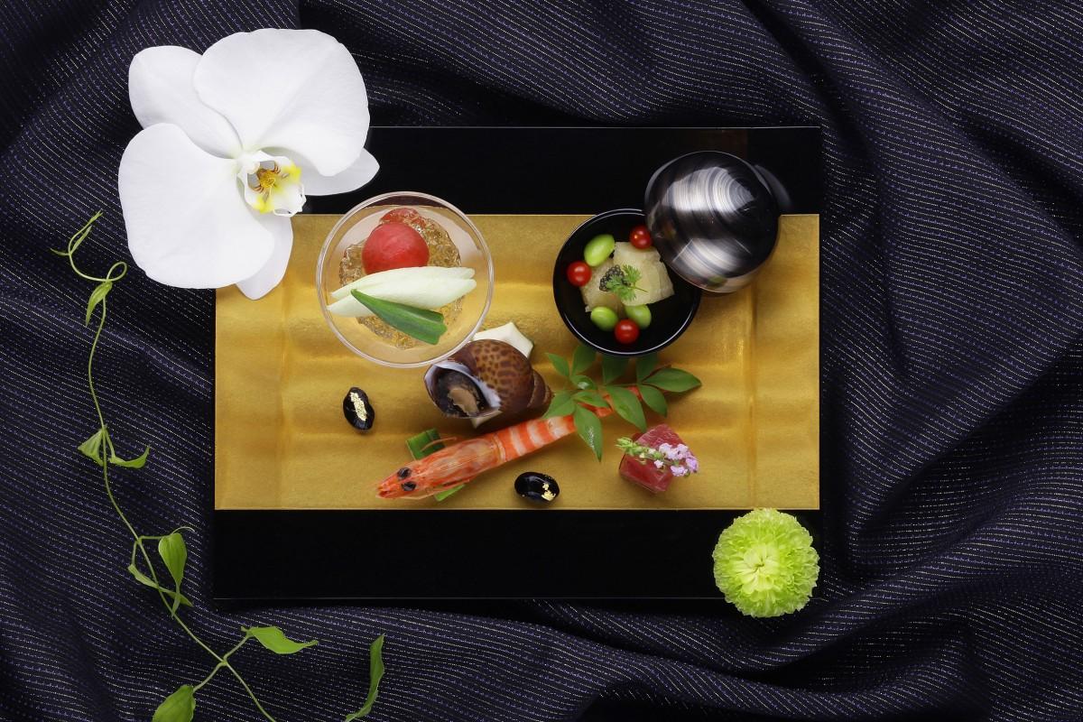 【日本を食す】日本会席コース試食会&相談会:無料