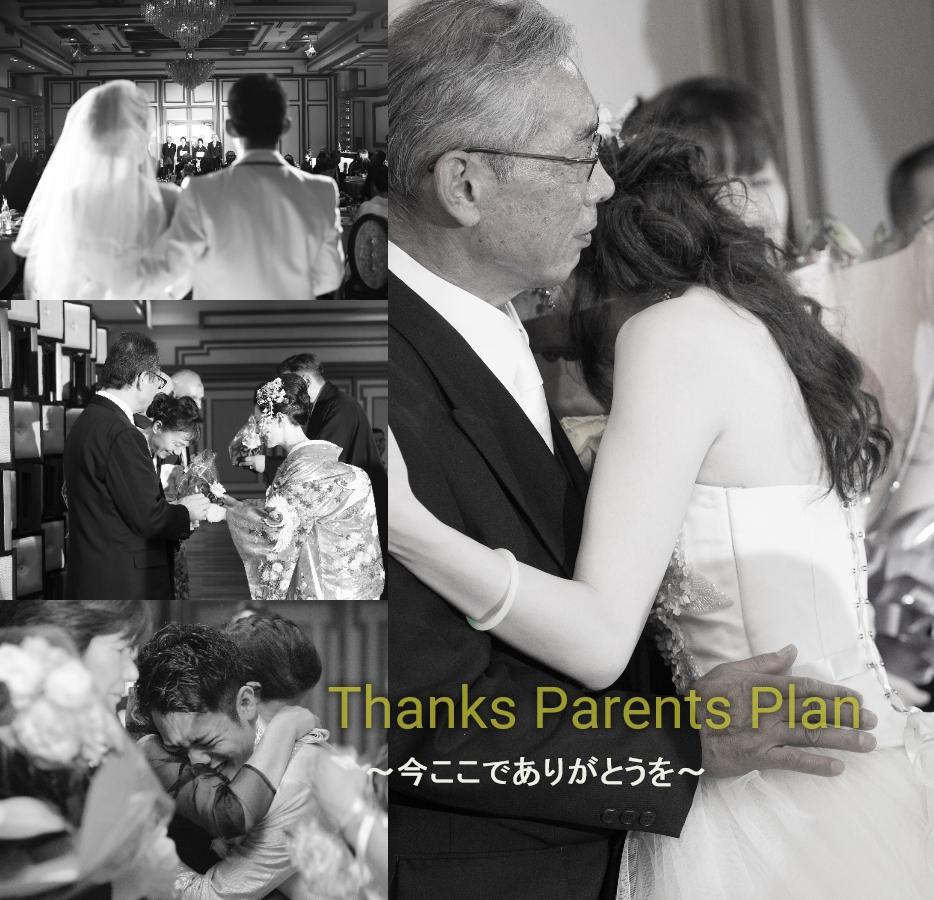 両親ありがとうプラン文字入り