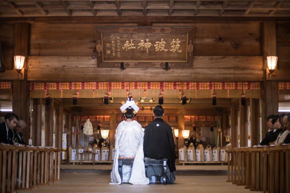 筑波山神社挙式をお考えのお二人に~神社挙式丸わかりフェア~