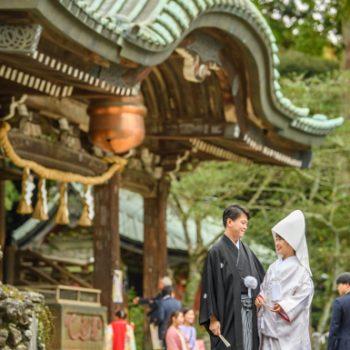 *筑波山神社挙式*