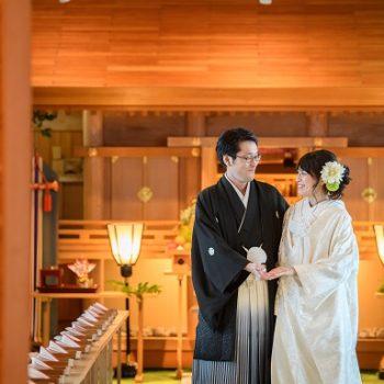 『2年目の結婚式』